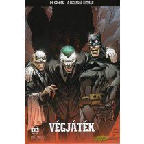 Batman sorozat 28.kötet - Végjáték