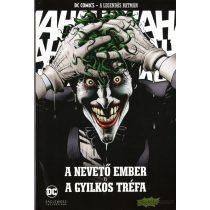 Batman sorozat 34.kötet - A nevető ember és A gyilkos tréfa