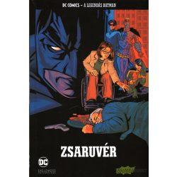 Batman sorozat 35.kötet - Zsaruvér