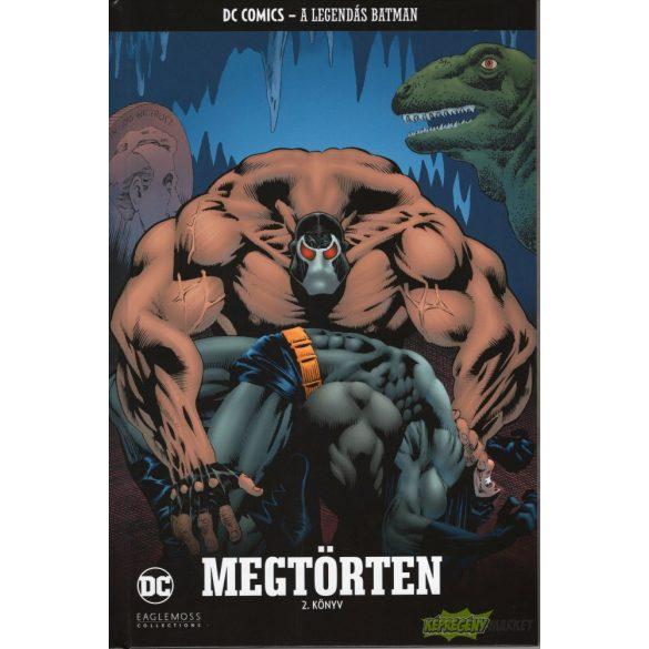Batman sorozat 41.kötet - Batman: Megtörten 2.könyv