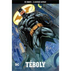 Batman sorozat 63.kötet - Téboly