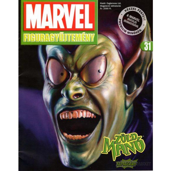 Marvel figura 31. - Zöld Manó