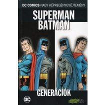 Superman/Batman - Generációk