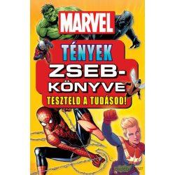 Marvel - Tények zsebkönyve-Tesztelt a tudásod (nem képregény )
