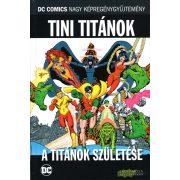Tini Titánok - A Titánok születése