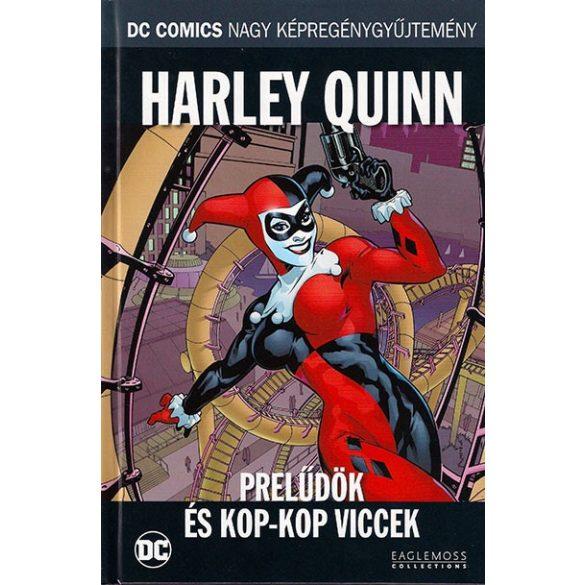 Harley Quinn - Prelűdök és kop-kop viccek