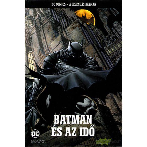 Batman sorozat 37. kötet - Batman és az idő