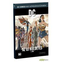 DC - Az új küldetés 1.rész  #képregény