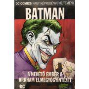 Batman: A nevető ember - Arkham Elmegyógyintézet