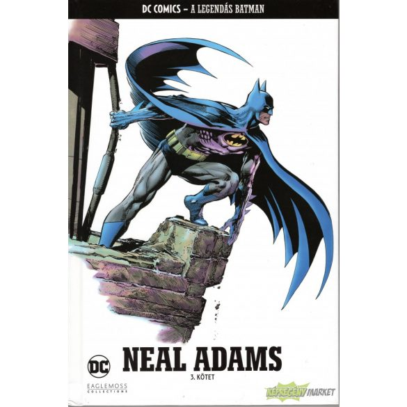 Batman sorozat 44.kötet - Neal Adams 3.rész