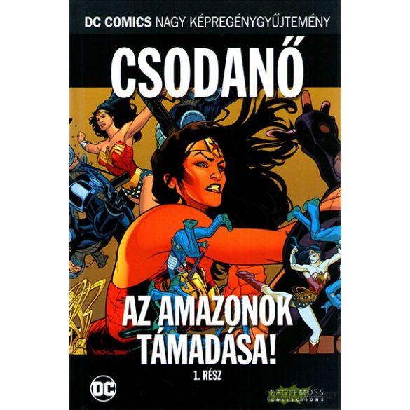 Csodanő - Az amazonok támadása 1. rész