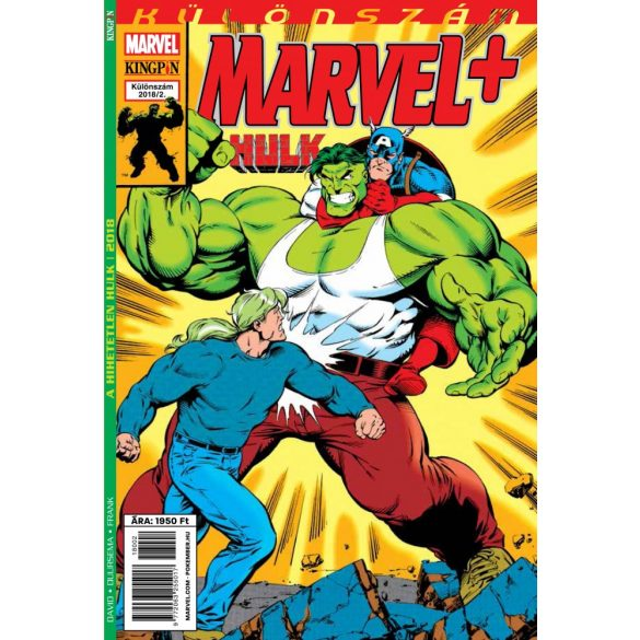 Marvel+ különszám 2018/2