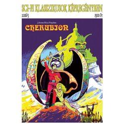 Sci-fi klasszikusok képregényben 5. - Cherubion