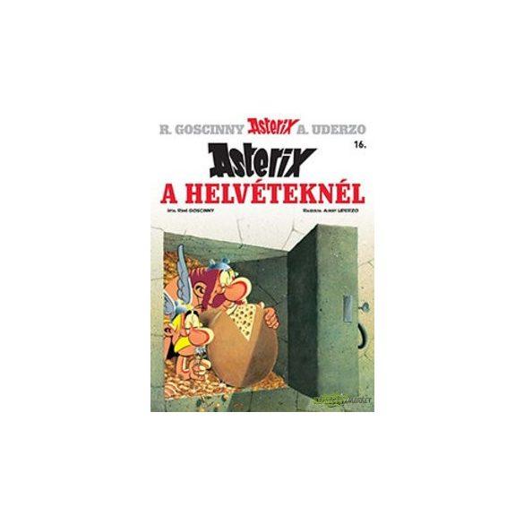 Asterix 16. - A helvéteknél