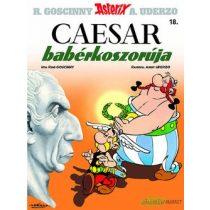 Asterix 18. - Caesar babérkoszorúja