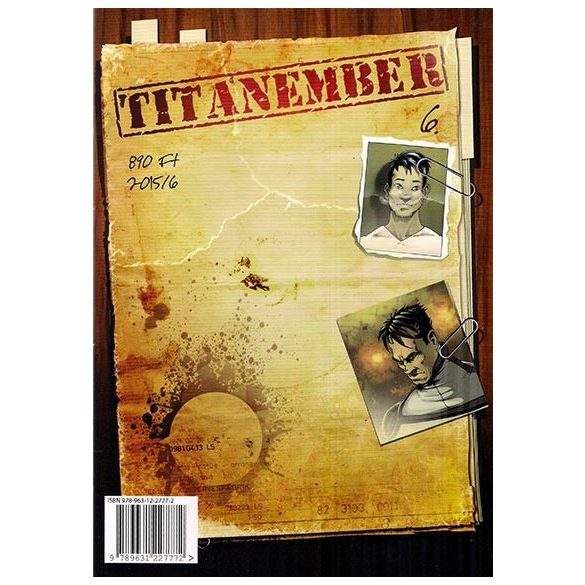 Titánember 6