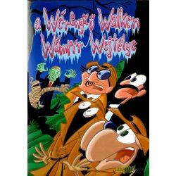 A Wérengző Walken Wámpír Wejtélye