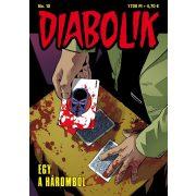 Diabolik 15 - Egy a háromból