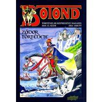 Botond 25.- Zádor története