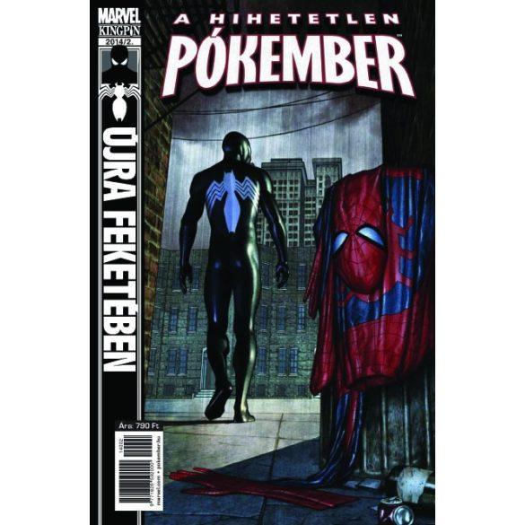 A Hihetetlen Pókember 14.