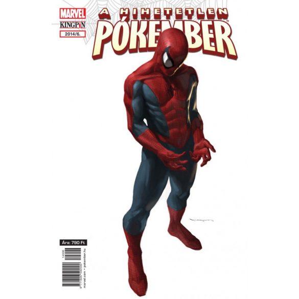 A Hihetetlen Pókember 18.