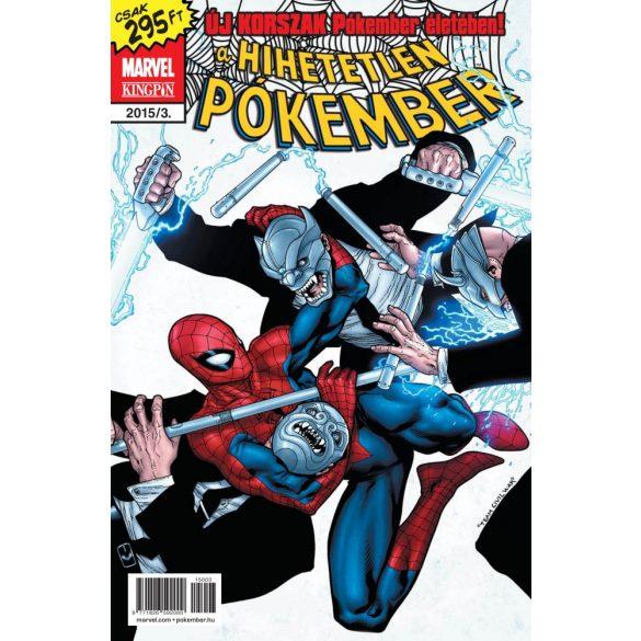 A Hihetetlen Pókember 21