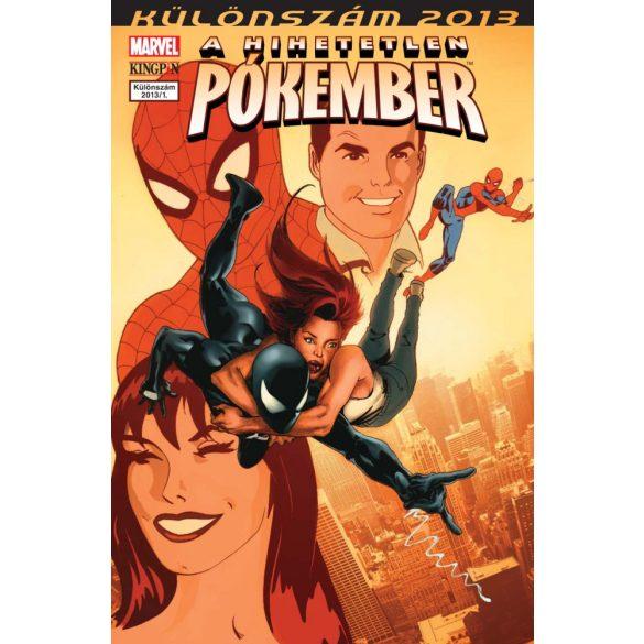 A Hihetetlen Pókember különszám 2013