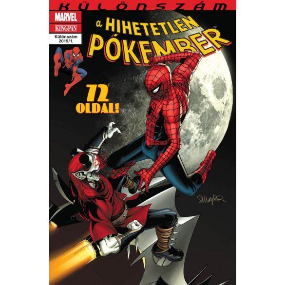 A Hihetetlen Pókember különszám 2015