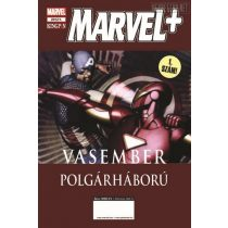 Marvel+ 1. - Vasember-Polgárháború