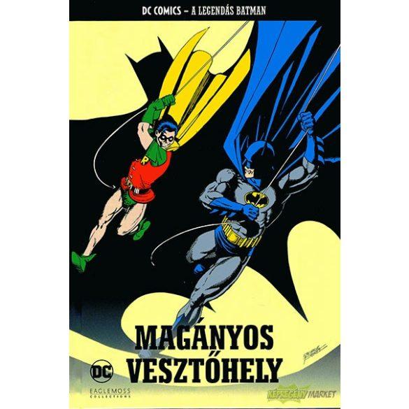 Batman sorozat 51. - Magányos vesztőhely