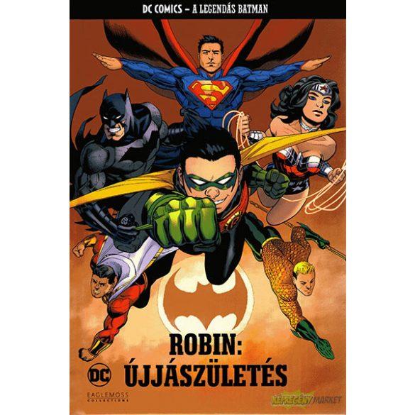 Batman sorozat 52. - Robin: Újjászületés