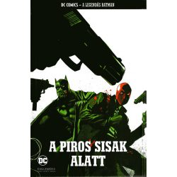 Batman sorozat 66.kötet - A piros sisak alatt