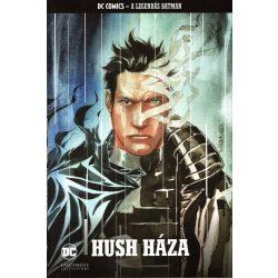 Batman sorozat 68.kötet - Hush háza
