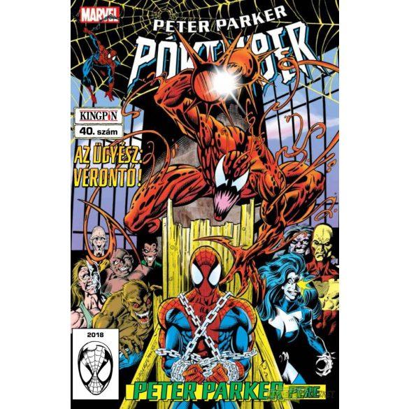 Peter Parker Pókember 40