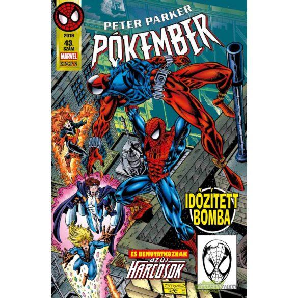 Peter Parker Pókember 43