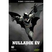 Batman sorozat 1.kötet - Nulladik év 1.rész