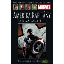 Amerika Kapitány - A kiválasztott