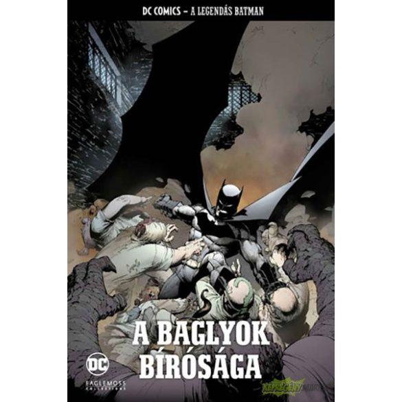 Batman sorozat 6.kötet - A Baglyok Bírósága