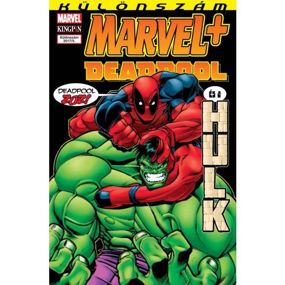 Marvel+ különszám 2017/5