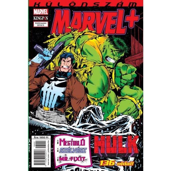 Marvel+ különszám 2016/3