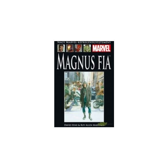 Magnus fia