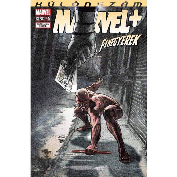 Marvel+ különszám 2017/4-Fenegyerek