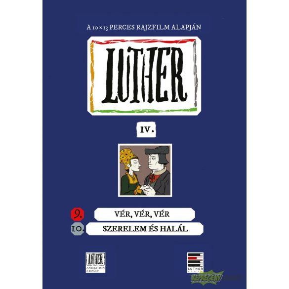 Luther Márton élete 1-4