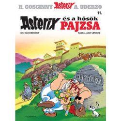 Asterix 11. - És a hősök pajzsa