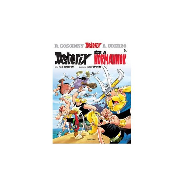 Asterix 9. - Asterx és a Normannok