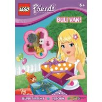 LEGO Friends / Buli van - ajándék minifigurával