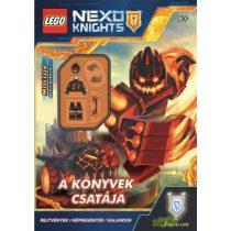 LEGO Nexo Knights - A könyvek csatája / ajándék minifigurával