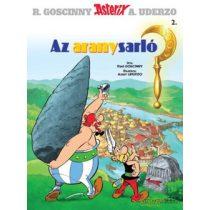 Asterix 2. - At aranysarló