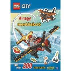 Lego City - Nagy mentőakció
