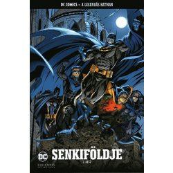 Batman sorozat 60.kötet - Senkiföldje 2.rész
